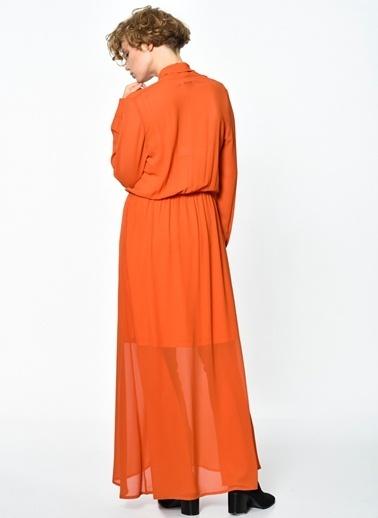 Glamorous Elbise Bej